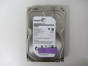 [HDD] 3TB sata Seagate ST3000NC002 3.5インチ Constellation 7200RPM/7.2K ハードディスク/データ抹消済 HDD_94