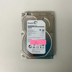 [HDD] 3TB sata Seagate ST3000NC002 3.5インチ Constellation 7200RPM/7.2K ハードディスク/データ抹消済 HDD_60