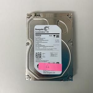 [HDD] 3TB sata Seagate ST3000NC002 3.5インチ Constellation 7200RPM/7.2K ハードディスク/データ抹消済 HDD_62