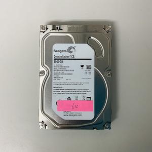 [HDD] 3TB sata Seagate ST3000NC002 3.5インチ Constellation 7200RPM/7.2K ハードディスク/データ抹消済 HDD_64