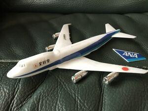 貴重【DXビッグワンガム】ボーイング747 ジャンボジェット機