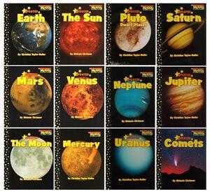 Scholastic 英語絵本 space science スペース 科学12冊