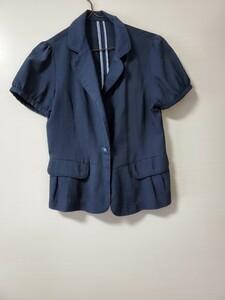 ジャケット 半袖ジャケット