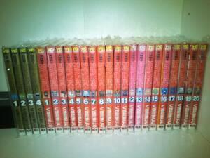 コミック 全巻 送料無料 天体戦士サンレッド+関連本 全20巻+4巻セット くぼたまこと