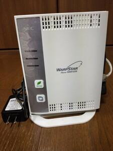 NEC ワープスター PA-WR8150N Wi-Fiルーター