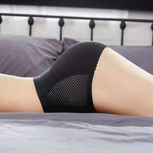 男女兼用 下着 男の娘パンツ 女装用 ヒップアップ 美尻 弾力性/通気性M