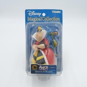 ジャンク品!/TOMY/トミー/Disney/ディズニー/Magical Collection/マジカルコレクション/125/ふしぎの国のアリス ハートの女王/フィギュア