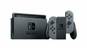 任天堂 Nintendo Switch ニンテンドースイッチ Joy-Con(L)(R)グレー バッテリー長持ちタイプ