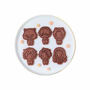 数量限定☆鬼滅の刃☆型6個セット(全身)☆クッキー型☆お菓子型☆