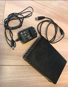3TB Seagate HDD USB3.0 外付けハードディスク