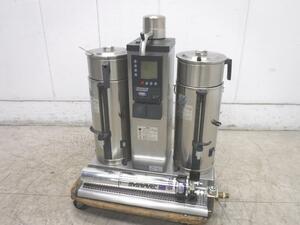 大幅値下10080◆FMI◆ボナマット コーヒーアーン TCU-5WB 3相200V/単相200V W635×D390×H800