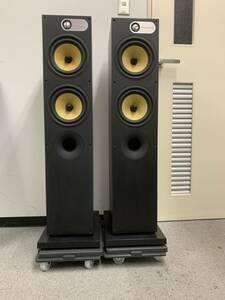 B&W トールボーイ スピーカー 684 ペア 完全動作品 高音質 美品 やや難あり ペア定価17.2万円(税別) 60日保証