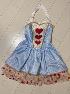 白雪姫 ドレス メイド うさぎ コスプレ衣装 ワンピース ミニスカート 可愛い
