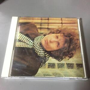 ボブ・ディラン ブロンド・オン・ブロンド 国内盤CD