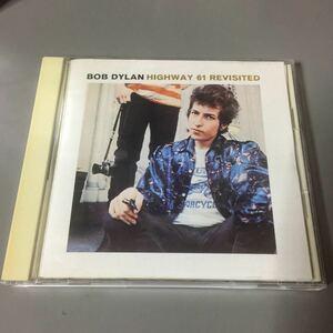 ボブ・ディラン 追憶のハイウェイ61 国内盤CD
