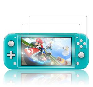 【2枚】Nintendo Switch Lite 強化ガラス 液晶保護フィルム ニンテンドースイッチライト指紋防止 9H 0.3mm