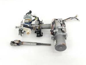 _b58875 ダイハツ ミラココア プラスG DBA-L675S ステアリングシャフト コラム パワステ モーター キーシリンダー 45250-B2650 L685S