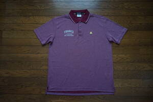 ◇ le coq sportif GOLF collection  ルコック ◇ 半袖ポロシャツ ◇ size LL