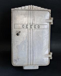 アール・デコ アンティーク 電話 ボックス/ビンテージ/メールボックス/照明/店舗什器/デスク/ランプ/ドアノブ/o.c.white/gras/工業系/