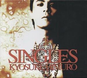 氷室京介 / SINGLES シングルス 1988~1994 / 1995.07.19 / ベストアルバム / スリーブ入・全40頁ヒストリーブック付 / TOCT-9106