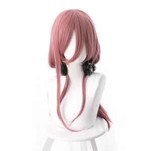 五等分の花嫁 中野 三玖 風 ウィッグ 高温耐熱 カツラ 耐熱ウィッグ cosplay wig 仮装 変装用 コスプレ コスチューム