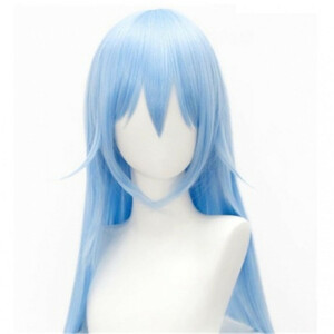 転生したらスライムだった件 リムル・テンペスト 風 ウィッグ 高温耐熱 カツラ 耐熱ウィッグ cosplay wig 仮装 変装用 コスプレ コスチュ