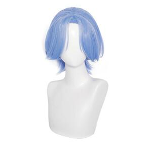 SK∞ エスケーエイト ランガ 風 ウィッグ 高温耐熱 カツラ 耐熱ウィッグ cosplay wig 仮装 変装用 コスプレ コスチュ