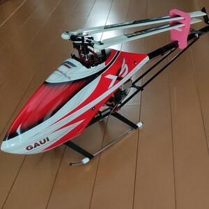 GAUI X5 FORMULA 機体とモーター