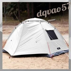 設営簡単 ツーリング テント ソロ キャンプ 1人用 ~ 2人用 UVカット 耐水 ソロキャン アウトドア ツーリング