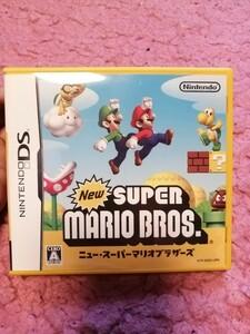 DSソフト Newスーパーマリオブラザーズ