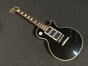 レアカラー!3PU GRECO EGC BLKメタリック プレイヤーズコンディション No.024421 富士弦楽器製造