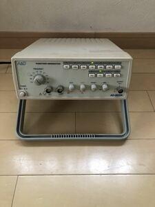 ★通電確認済み★A&D マルチファンクションジェネレーター AD-8623A