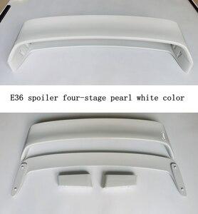 BMW E36 M3 1990-2000用 ABS製 リアスポイラー ウイング 外装 カーパーツ 白