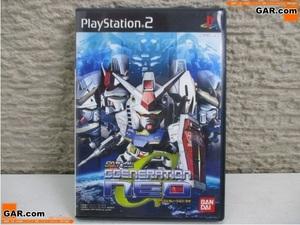 JT95 PlayStation2/PS2/プレステ2 ソフト 「SDガンダム GGENERATION NEO/ジェネレーション ネオ」 ゲーム テレビゲーム コレクシ