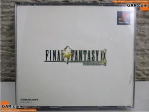 JW50 PlayStation/PS/プレステ ソフト 「FINAL FANTASY Ⅸ/ファイナルファンタジー 9/FF9」 4枚組 ゲーム テレビゲーム コレクション