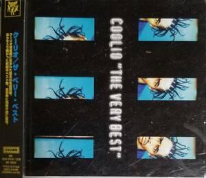 C79日本盤帯付き/送料無料■COOLIO(クーリオ)「ザ・ベリーベスト」CD/BEST/CUwhenUgetThere収録