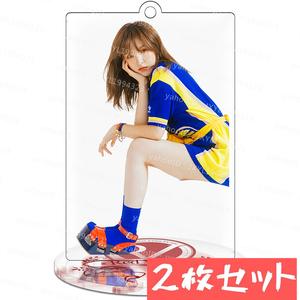 "★ 2-piece set ★ popular Korean idol group ""Kang Surgi Seulgi"" acrylic doll multifunctional key chain RedVelvet Red Velvet Kang Seul-Gi"