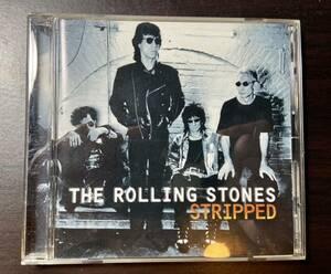 ローリング・ストーンズ THE ROLLING STONES Stripped ストリップト 1995年 送料無料