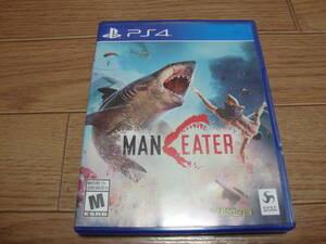 ★ PS4 Maneater -マンイーター- 輸入版:北米版 日本語対応 ★