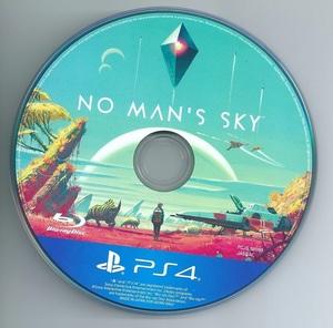 送料無料☆PS4 ノーマンズスカイ No Man's Sky ソフトのみ