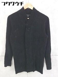 ◇ COS コス 長袖 ジップアップ ジャケット サイズEUR M ブラック レディース