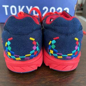 アシックスasicsTOKYO2020 PPEM TARTHER JAPAN パラリンピックモデル 23.5cm