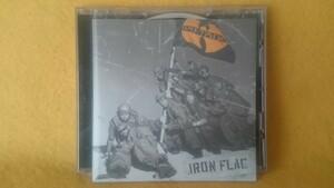 ウータン・クラン アイアン・フラッグ Wu-tang clan IRON FLAG SICP72 U-ziヒップホップ HIP HOP CDアルバム ウジ ピンキーリング