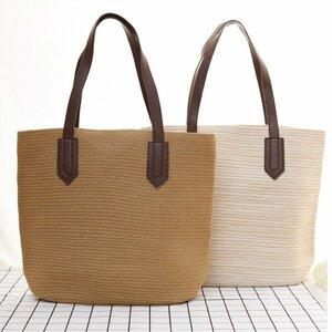 ショルダーバッグ レディースショルダーバッグ 草編み ショルダーバッグ レディース 草編みバッグ かばん 麦わら 鞄 かごバッグ女性