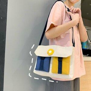 トートバッグ レディース 春夏 キャンパスバッグ 韓国風 トートバッグ レディース 春夏 キャンパスバッグ かばん トートバッグ 肩掛け