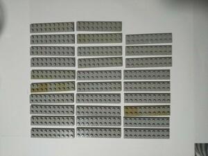 A216 旧灰 灰色 グレー スロープブロック 2×10 大量 約29個 レゴパーツ LEGO