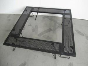 尾上製作所 ONOE マルチファイアテーブル MT-8317 アウトドア BBQ 焚き火 キャンプ 囲炉裏 ローテーブル テーブル/チェア 023977006