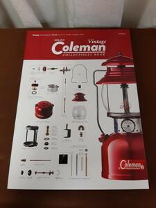 【新品】ヴィンテージ・コールマン・コレクタブル・ブック 21042001