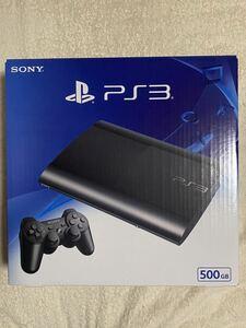 PlayStation3 PS3本体 CECH4300C 500G