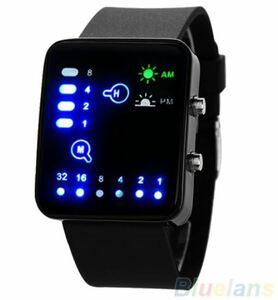 ★★メンズ腕時計 デジタル腕時計 ファッション腕時計 A049